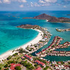 Jolly Harbor and Jolly Beach in Antigua