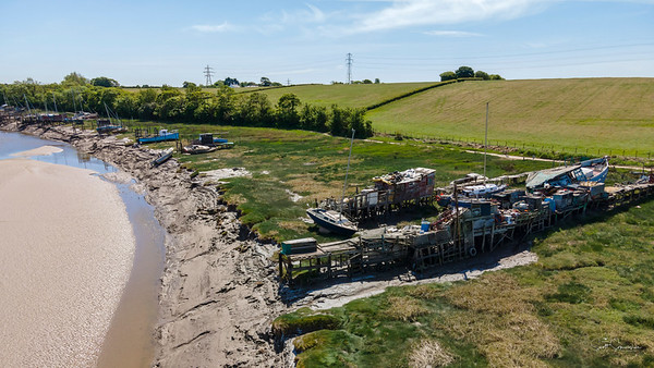 Drone_Photography_Somerside_Photography_Ltd_Skippool_Creek_008 copy