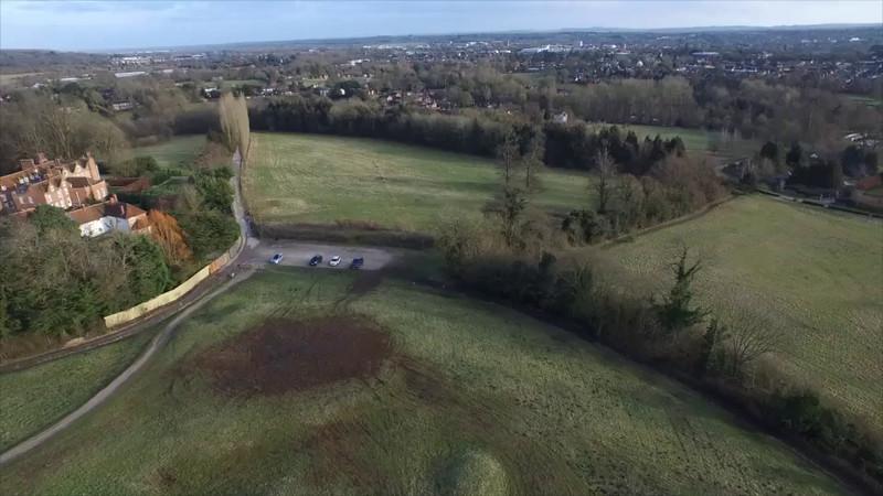 Donnington Castle, Newbury, Berkshire