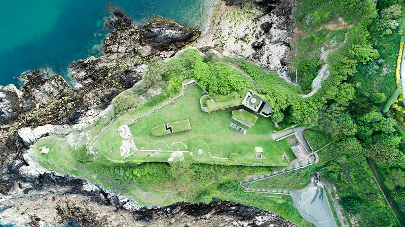 Clarence Battery, St. Peter Port, Guernsey