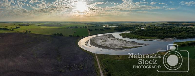 2019-09-09 Drone Elkhorn River