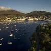 Cadaques from above