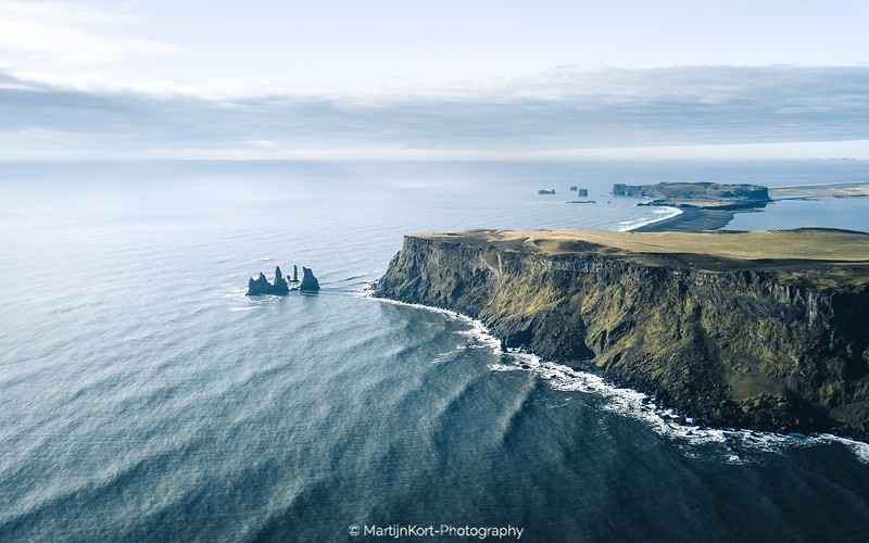 Reynisfjara and Dyrholaey