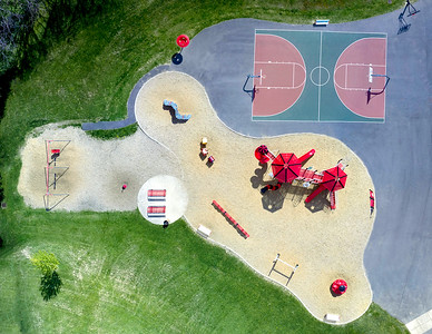 Tecumseh School Playground
