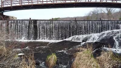 Twin River Water Fall