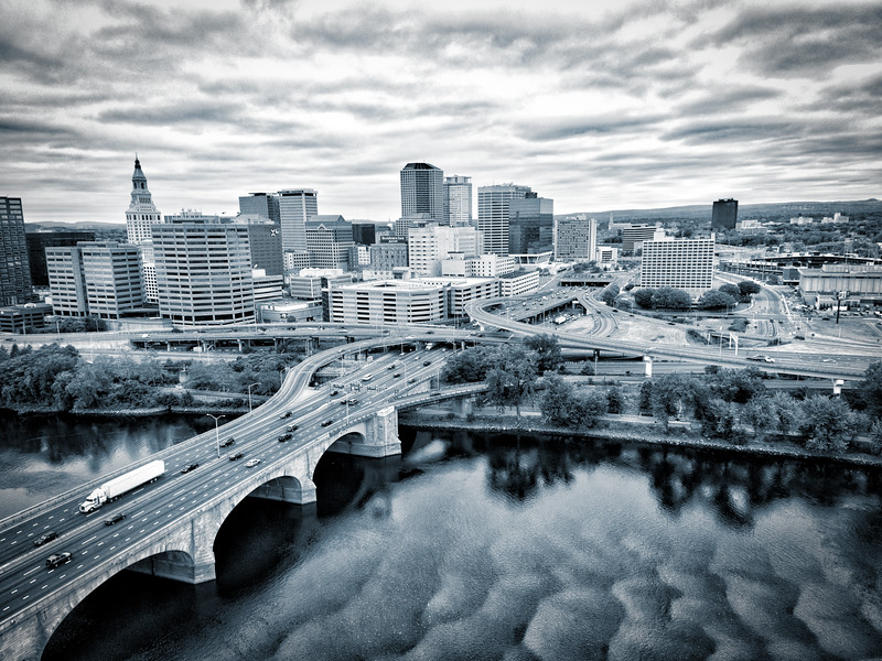 Downtown Hartford-