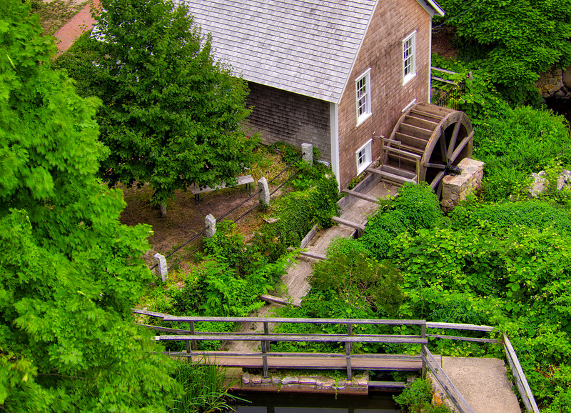 Grist Mill Cape Cod--5