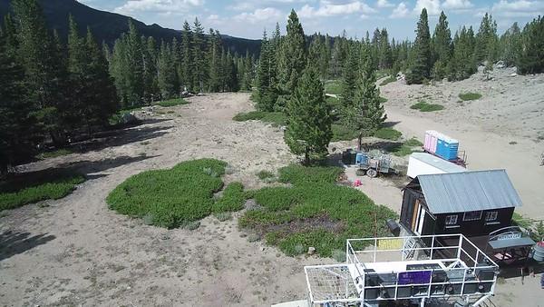 Sunrise Tavern Drone Footage