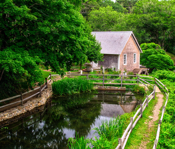 Grist Mill Cape Cod--7