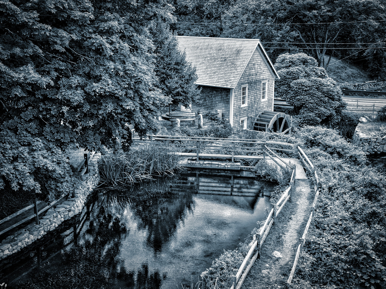 Grist Mill Cape Cod--6