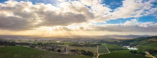 Cape Town (from Jordan Vineyards)