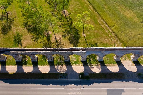 Aqueduc Romain du Gier
