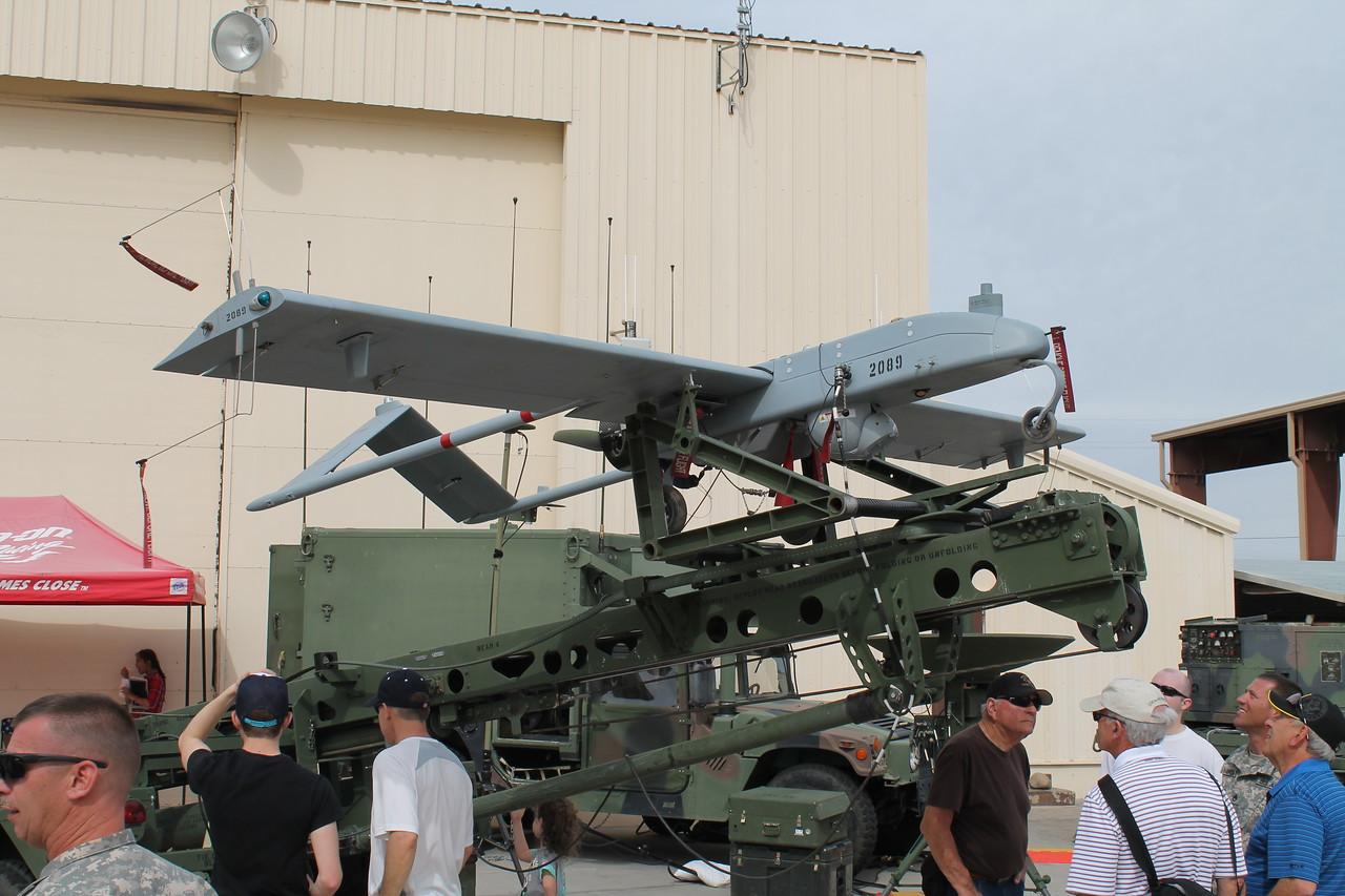 RQ-7 Shadow - Davis/Monthan AFB Tucson, AZ