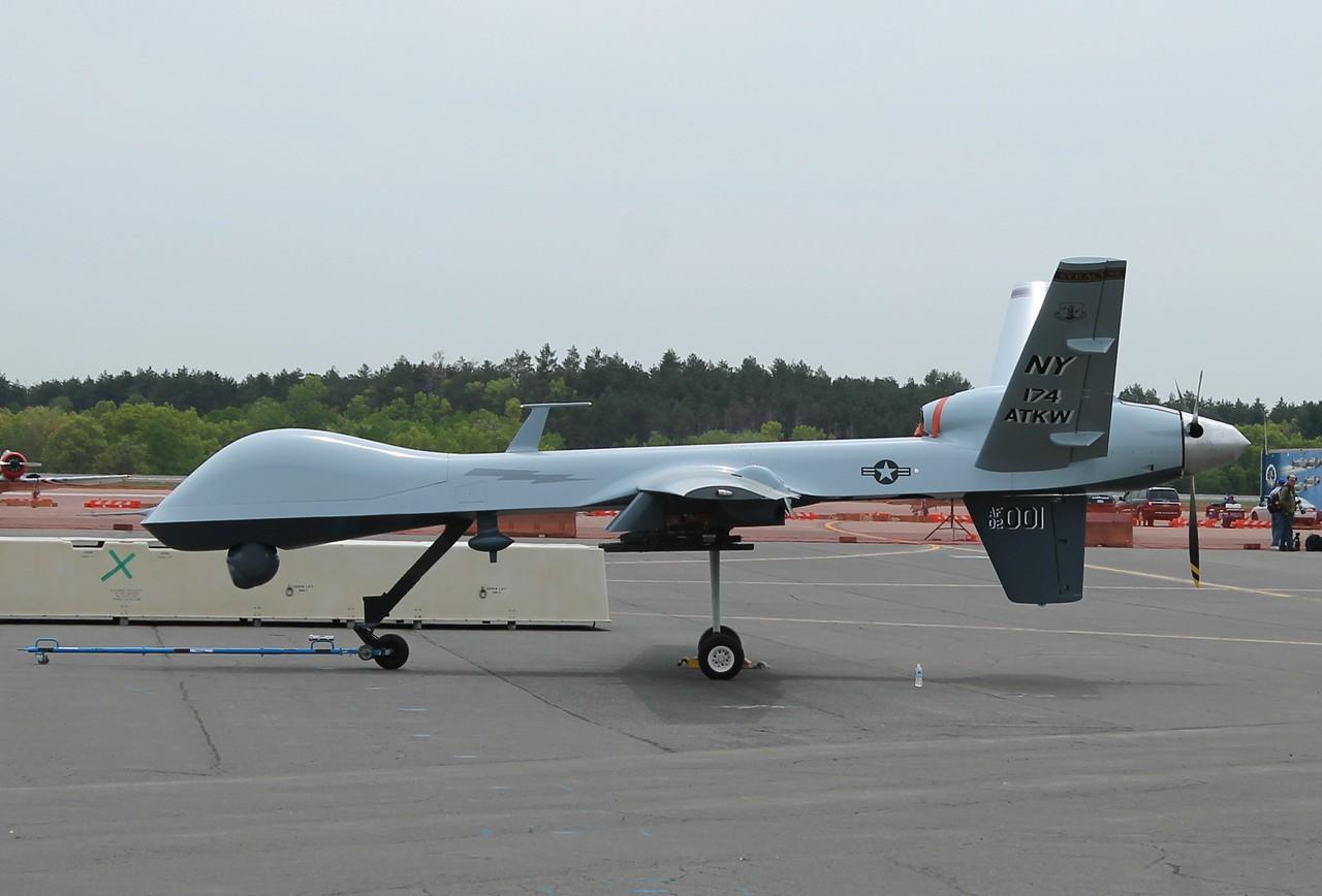 MQ-9 Reaper - Westover AFB