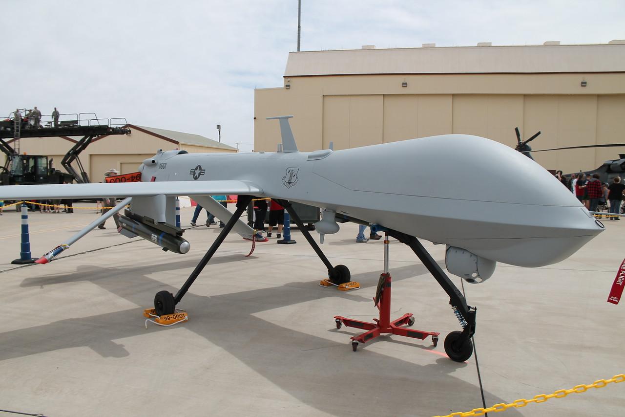 MQ-9 Reaper - Davis/Monthan AFB Tucson, AZ