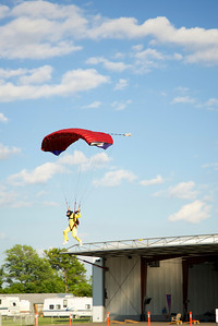 A fun filled day at Chicagoland Skydiving Center on June 13, 2013.