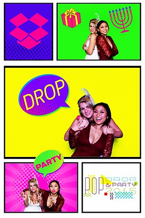 Dropbox Holiday Party