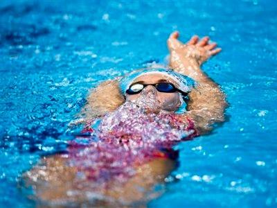 London Olympics Womens Swimming