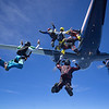 """12-way exits the King Air. <br><span class=""""skyfilename"""" style=""""font-size:14px"""">2019-07-07_skydive_jumptown_0822</span>"""