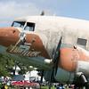 DC-3 N408D, Lady Luck.
