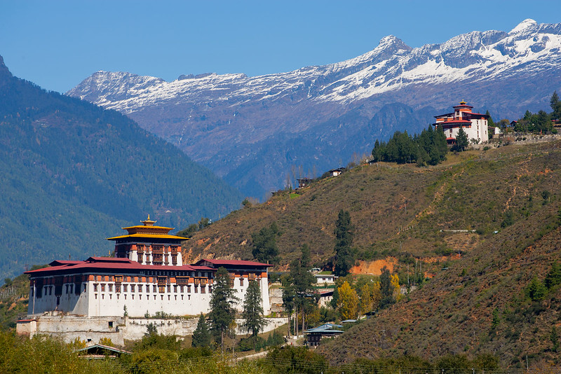 Paro Dzong.
