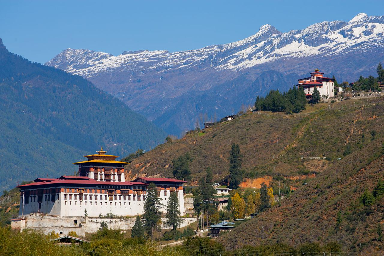 Paro Dzong.