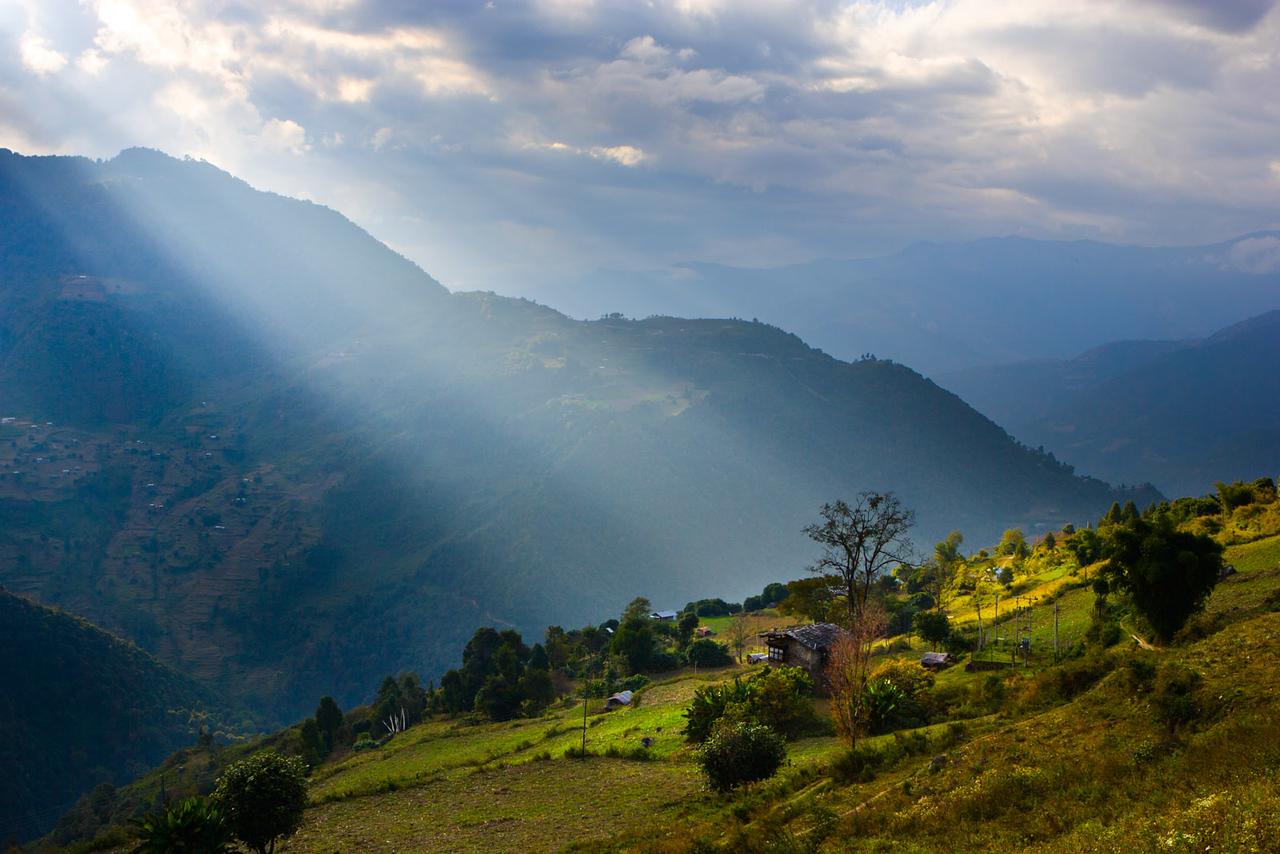 Near Chaling village. Radi/Rangjung.