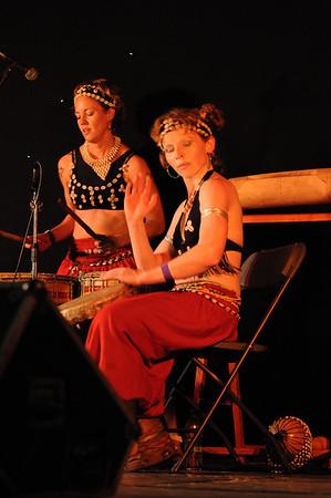 Drum Camp 2008