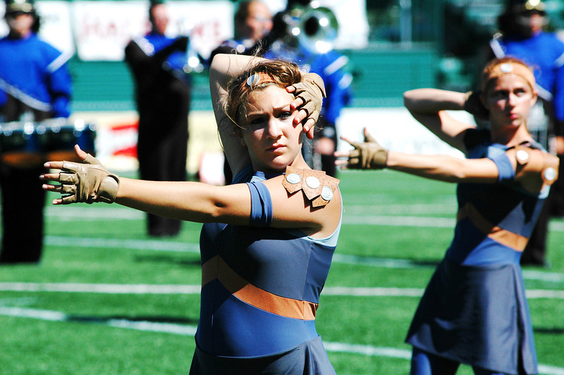 Event: 2007 DCA Preliminary Competition<br /> Corps: White Sabres<br /> Date: Sept 1, 2007<br /> Copyright (c) 2007 Charles Groh, ALL RIGHTS RESERVED