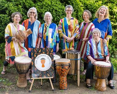 Drumma Queens 2021-12