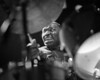 Elvin Jones performs at Kimball's East in Emeryville, CA on December 10, 1990.