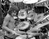 Paul Zahl performing with SVT at the Telegraph Ave. Street Fair in Berkeley, CA in 1981. (Photo by Clayton Call/Redferns)