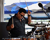 Eric Bolivar performing with Bonerama at the New Orleans Jazz & Heritage Festival on May 2, 2009.