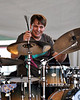 Keith Carlock performing live with James Taylor at the New Orleans Jazz & Heritage Festival on April 25, 2009.