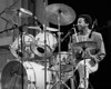 Tony Williams plays with V.S.O.P. at the Greek Theater in Berkeley, CA at the U.C. Jazz Festival on September 2, 1985.