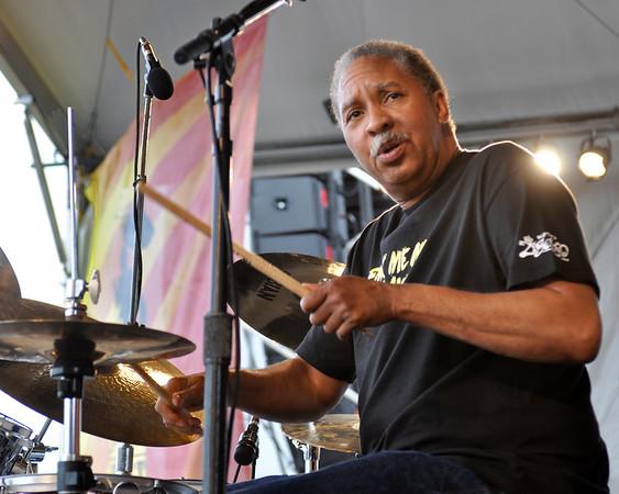 Jazzfest 2009 Drummers