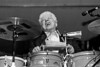 Tito Puente performing live with his Golden Latin Jazz Allstars at the New Orleans Jazz & Heritage Festival on April, 30, 1994
