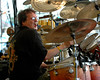 Richie Hayward performs with Little Feat at the New Orleans Jazz & Heritage Festival on May 5, 2006.