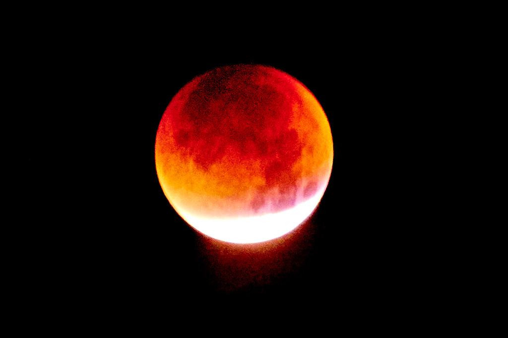 Blodmåne den 28. september 2015