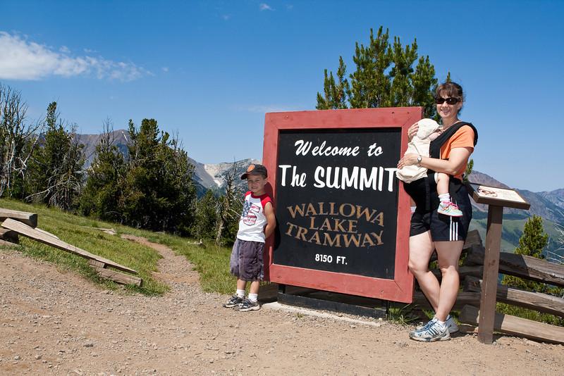 Wallowa Lake State Park Vacation 2009-31