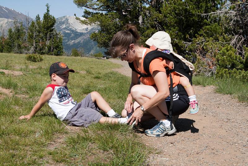 Wallowa Lake State Park Vacation 2009-9