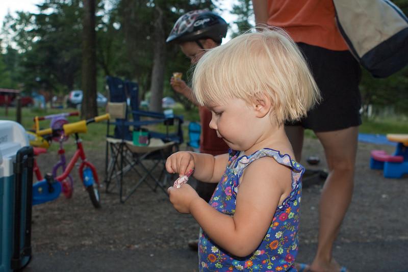 Wallowa Lake State Park Vacation 2009-70
