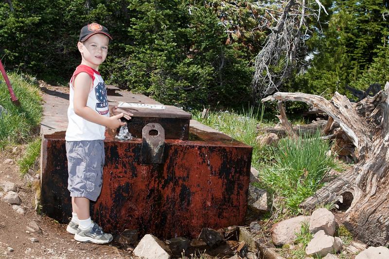 Wallowa Lake State Park Vacation 2009-24