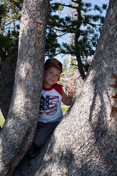 Wallowa Lake State Park Vacation 2009-10