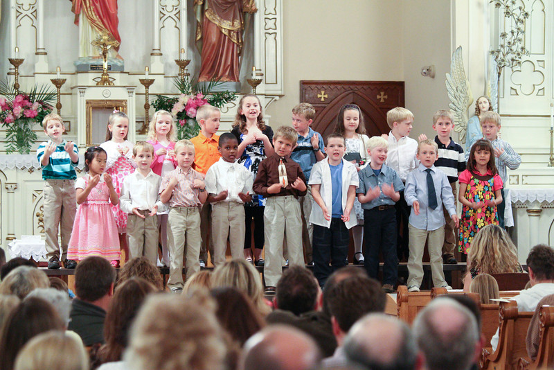 St. Paul Spring Program 2010-12