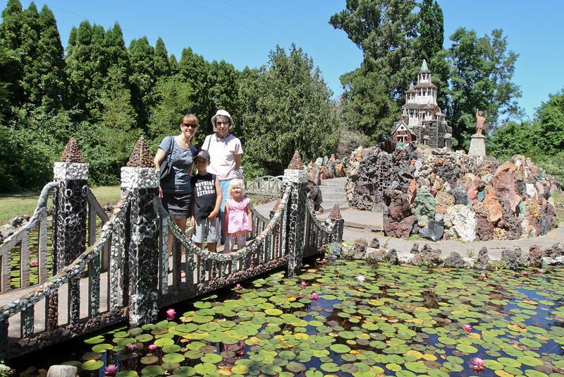 Peterson's Rock Garden 2011-12