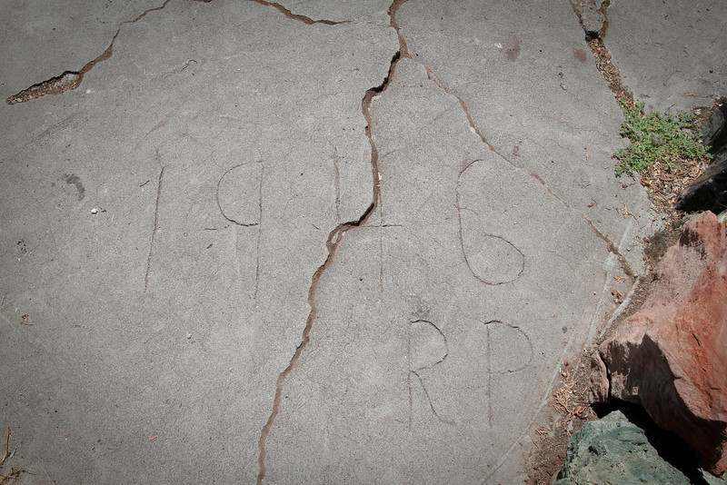 Peterson's Rock Garden 2011-11
