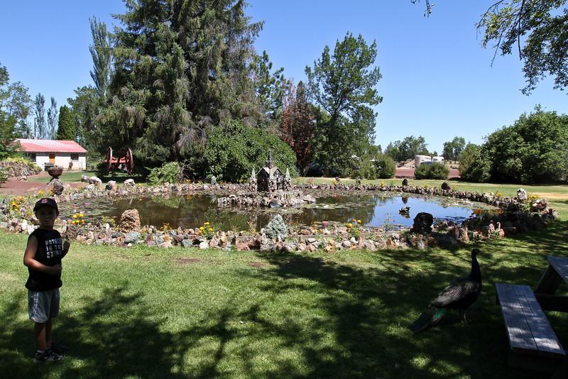 Peterson's Rock Garden 2011-19