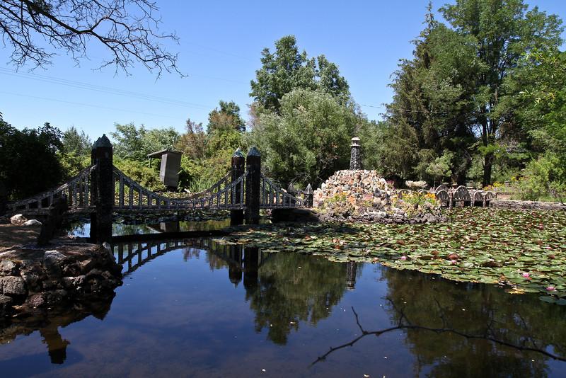 Peterson's Rock Garden 2011-18