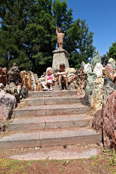 Peterson's Rock Garden 2011-8